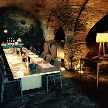 Wine tasting in Winery Montepepe