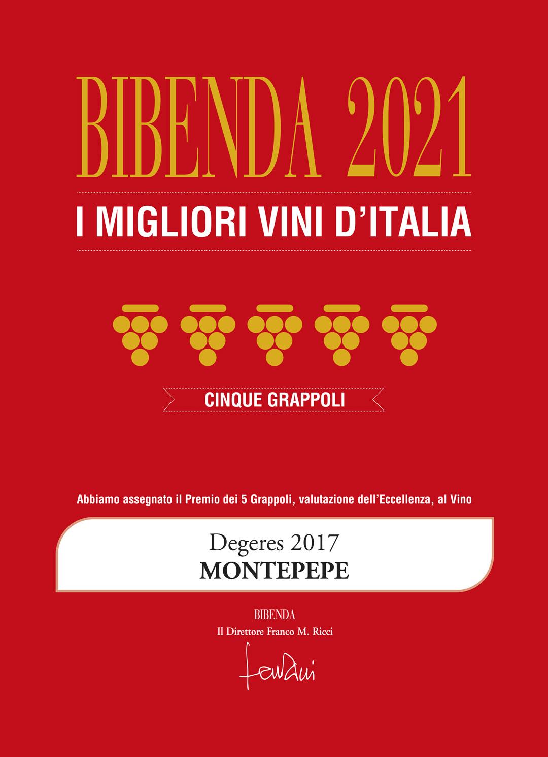 Bibenda 2021